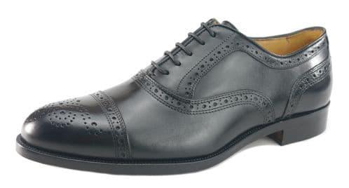 Mercanti Fiorentini Nairobi 7010 Nero Black Shoes
